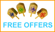 Free Gift Offers with your order
