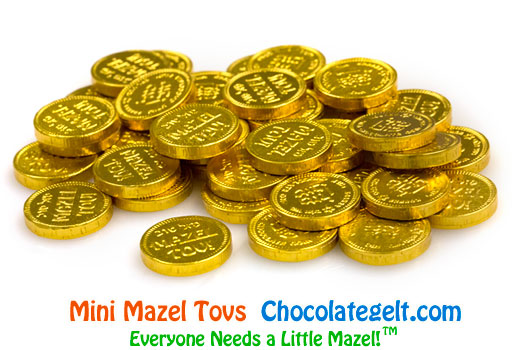 Well-liked Mini Chocolate Coins in Bulk GOLD - 1LB (240 coins) Kosher OU-D DD09