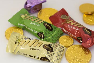 kosher halva from Israel ~ Chocolategelt.com