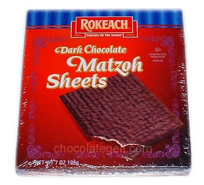 chocolate matzo