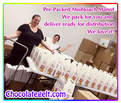 #chocolategelt #lovechocolategelt. We ship Chanukah and Purim supplies everywhere. And We Love What We Do! Chocolategelt.com - About Us