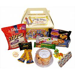 Large Purim Gift Treats of Israel (Case of 20)